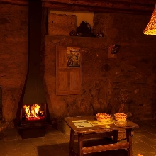 Chimenea Salon