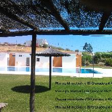 Piscine municipale d'El Granado à 4 KM