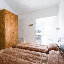 Dormitorio 2 camas de 90 cms.