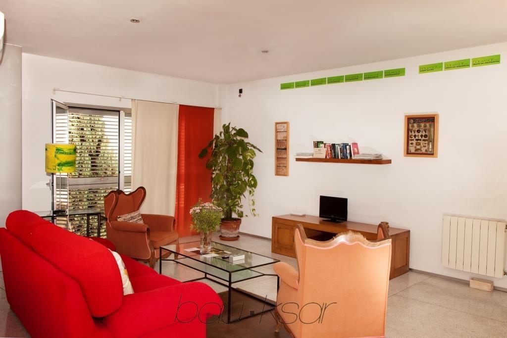 loft wohnung mit terrasse. Black Bedroom Furniture Sets. Home Design Ideas
