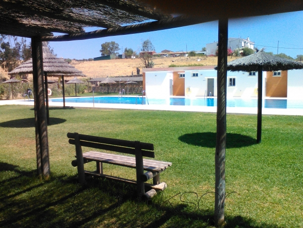 Accommodations in  Puerto de la Laja. Low Guadiana. Huelva. Spain