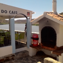 Café do Cais, Pomarao (Portugal)