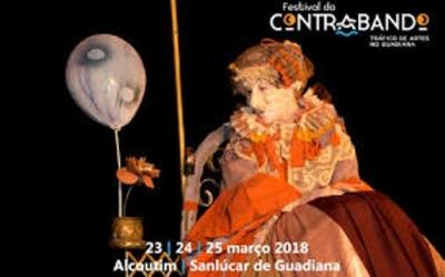 II Festival del Contrabando, baixo/bajo Guadiana