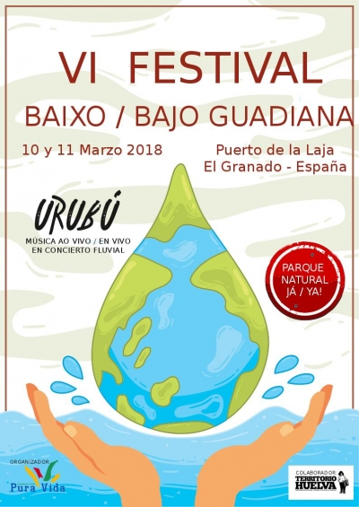 VI Festival Baixo/Bajo Guadiana