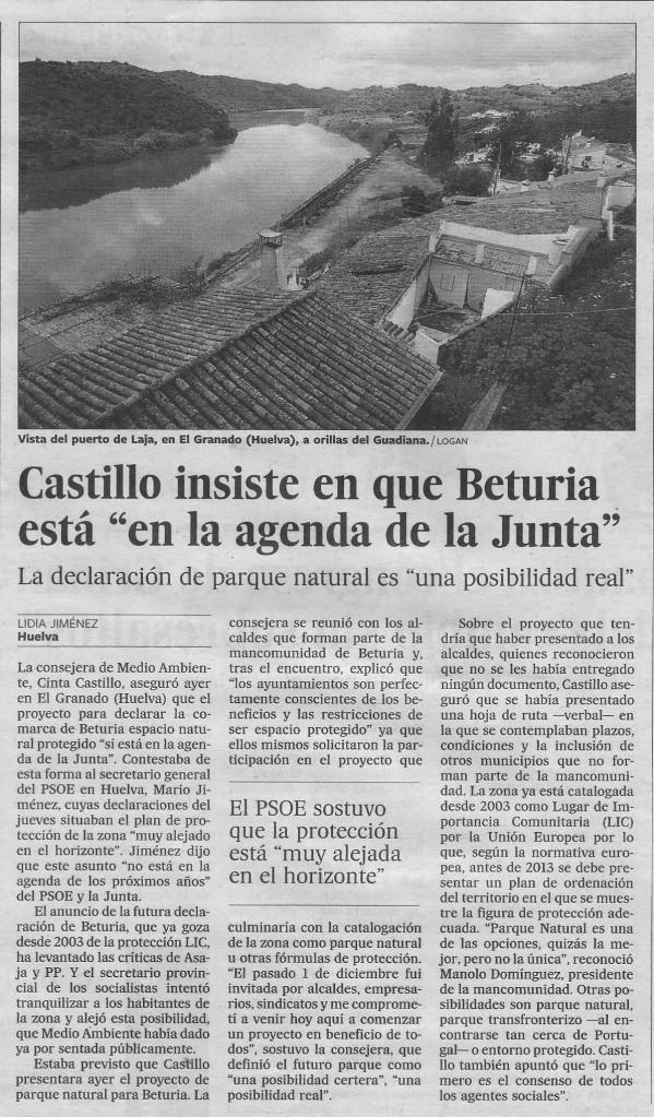 Castillo Insiste...