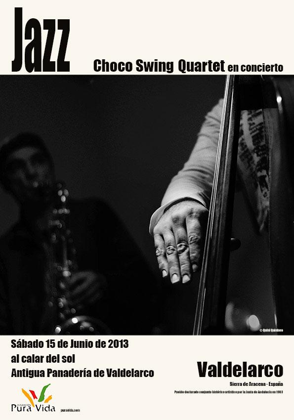 Concierto de Jazz en la Antigua Panadería de Valdelarco